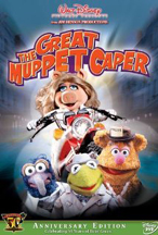 GREAT MUPPET CAPER, THE (HDNET) cover image