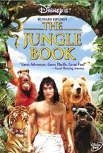 JUNGLE BOOK, THE (LIVE ACTION) (HDNET) cover image