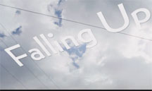 FALLING UP cover image