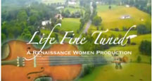 LIFE FINE TUNED cover image