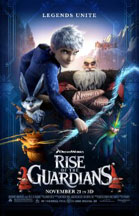 RISE OF THE GUARDIANS, THE cover image