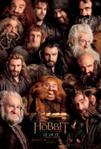 HOBBIT, THE: AN UNEXPECTED JOURNEY cover image