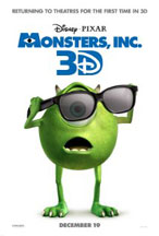 MONSTERS, INC. 3D cover image