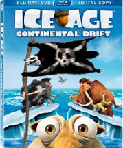 ICE AGE: CONTINENTAL DRIFT cover image