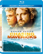 CHASING MAVERICKS cover image