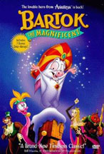 BARTOK THE MAGNIFICENT (HDNET) cover image