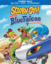 SCOOBY-DOO! MASK OF THE BLUE FALCON cover image