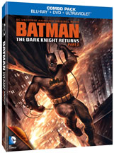 BATMAN: DARK KNIGHT RETURNS PART 2 cover image