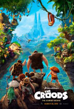 CROODS, THE cover image