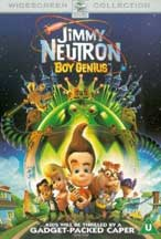 JIMMY NEUTRON: BOY GENIUS (HDNET)