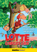 LOTTE FROM GADGETVILLE (KIDFLIXGLOBAL) cover image