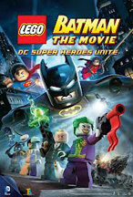 LEGO BATMAN THE MOVIE: DC SUPERHEROES UNITE cover image