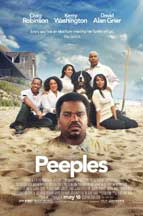 PEEPLES cover image