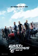 FAST AND FURIOUS 6 cover image