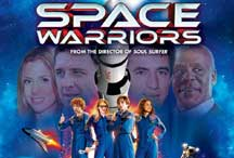 SPACE WARRIORS cover image