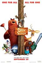 OPEN SEASON (HDNET MOVIES KIDSCENE 2013) cover image