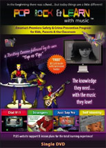 POP, ROCK AND LEARN WITH MUSIC cover image