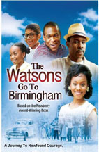 WATSONS GO TO BIRMINGHAM, THE cover image