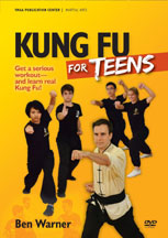 KUNG FU FOR TEENS cover image