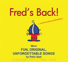 FRED'S BACK