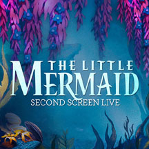 LITTLE MERMAID, SECOND SCREEN LIVE cover image