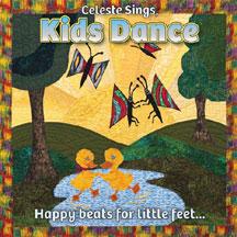 CELESTE SINGS, KIDS DANCE cover image
