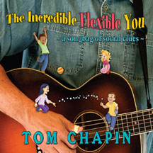 INCREDIBLE FLEXIBLE YOU, THE cover image