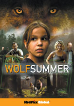 WOLF SUMMER cover image