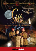 STELLA AND THE STAR OF THE ORIENT cover image