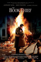 BOOK THIEF, THE cover image