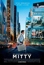 SECRET LIFE OF WALTER MITTY cover image
