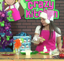 ELENA'S CRAZY KITCHEN:  SPOOKY TREATS SPECIAL