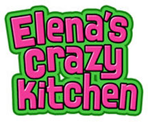 ELENA'S CRAZY KITCHEN:  HAPPY HOLIDAY SPECIAL