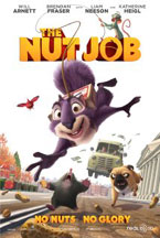 NUT JOB, THE cover image