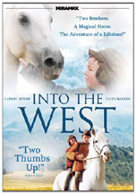 INTO THE WEST cover image