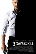 3 DAYS TO KILL cover image