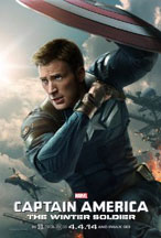 CAPTAIN AMERICA: THE WINTER SOLDIER cover image