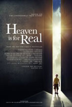 HEAVEN IS FOR REAL cover image