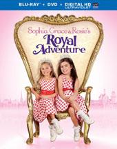 SOPHIA GRACE & ROSIE A ROYAL ADVENTURE cover image