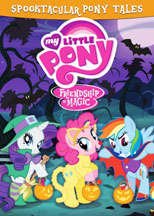 MY LITTLE PONY FRIENDSHIP IS MAGIC: SPOOKTACULAR PONY TALES cover image