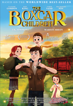 BOXCAR CHILDREN, THE cover image