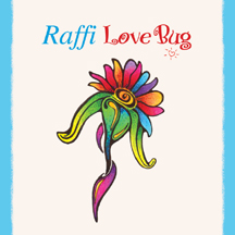 LOVE BUG BY RAFFI cover image