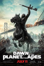 DAWN OF THE PLANET OF THE APES cover image
