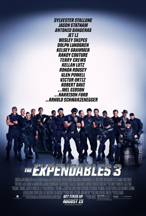 EXPENDABLES 3, THE cover image