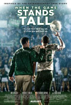 WHEN THE GAME STANDS TALL cover image