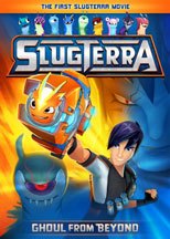 SLUGTERRA: RETURN OF THE ELEMENTALS cover image