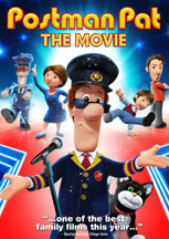 POSTMAN PAT, THE MOVIE cover image