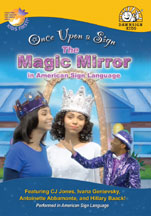 ONCE UPON A SIGN: MAGIC MIRROR cover image
