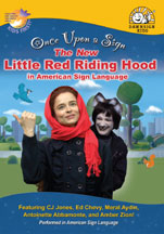 ONCE UPON A SIGN: LITTLE RED RIDIING HOOD cover image