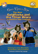 ONCE UPON A SIGN: THE NEW GOLDILOCKS AND THE THREE BEATS cover image